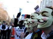 réponse vidéo d'Anonymous Nicolas Sarkosy: n'est commencement!