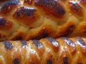 Halah maison (pain juif traditionnel) Home-made Challah bread