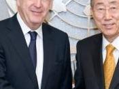 FOND MONDIAL contre SIDA: Michel Kazatchkine cède place financier Fonds mondial lutte sida, tuberculose paludisme