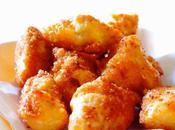 Nuggets poulet parmesan