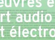 Échographie œuvres audio électronique
