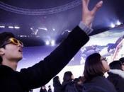 Live Park parc d'attractions Kinect RFID Corée