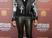 "Rihanna Brandy 1ère show hommage Michael Jackson ""The Immortal Tour"""