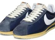 Release: Nike Cortez Nylon Midnight Navy-White