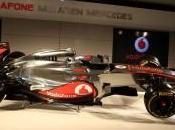 McLaren MP4-27: Fine Silhouette
