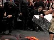 sauvée folie Kane John Cena