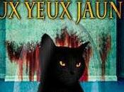 CHAT YEUX JAUNES, Serge Brussolo