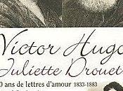 lettres d'amour Victor Hugo, Juliette Drouet