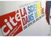 """Exposition science dans vie"""" Cité sciences l'industrie"""