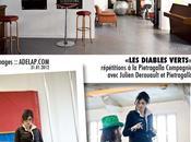 """Danse Répétitions spectacle """"Les Diables Verts"""" avec Julien Derouault Pietragalla"""