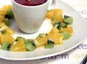 Fromage dessert...et pourquoi deux...Chèvre frais vitaminé confiture prunes, mirabelles rhubarbes