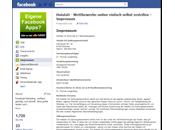 Créer onglet personnalisé pour page Facebook, c'est nouvelle fonction Halalati. plus, gratuit!