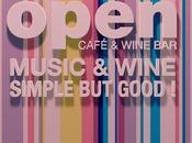 Music wine punkgeisha open café