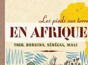 pieds terre afrique, livre