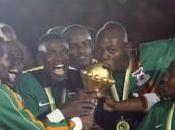 Zambie remporte Coupe d'Afrique Nations