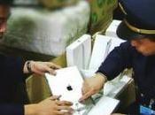 autorités chinoises saisissent iPad