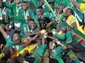 2012: Zambie sommet football africain