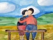 """""""C'est l'amour fait rêver"""". Edith Piaf."""