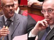Face Claude Guéant, Serge Letchimy gagne haut main technique