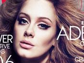 Adele resplendissante couverture magazine Vogue