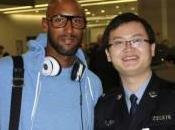 Nicolas Anelka arrivé Chine