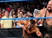 Show entraine disqualification Randy Orton face Daniel Bryan