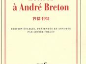 Aragon Breton écris-moi, suis