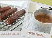 Vrai Chocolat Chaud Fingers sablés café glacés chocolat Noir