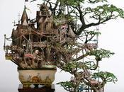 Lorsque bonsaïs transforment châteaux