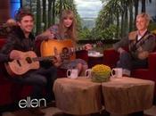 Elfron Taylor Swift pour theellenshow