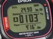 Epson lancer montre plus légère