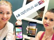 Optimus mobile plus s'invite stand