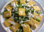 Salade polenta