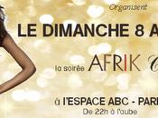 Soirée Afric Chic avril