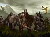 Sins Dark Ironclad invente Hero Commander Strategy Game