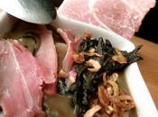 Cream soup champignons l'heureux mariage l'Amérique Nord Ouest France