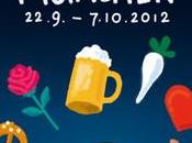 L'affiche officielle l'Oktoberfest 2012