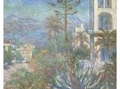 Claude Monet villas Bordighera
