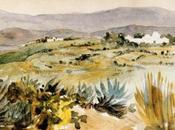 ENVIRONS TANGER d'Eugène Delacroix