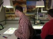 Microsoft IllumiShare travail collaboratif réalité augmentée