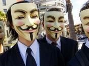 Anonymous état d'arrestation