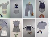 flora henri lovely 'french' striped collection