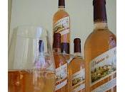 pays Var, bien frais, rosé, millésime 2011...