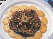 Filet boeuf brunoise pistaches