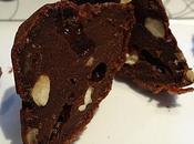 Moelleux tofu soyeux, noix cajou pépites chocolat noir