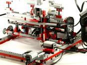 PriNXT, imprimante Lego