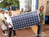 """énergies renouvelables pour """"illuminer vie"""" Africains"""