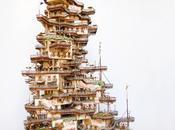 sculptures miniatures Takanori Aiba