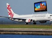 Galaxy 10.1 vols compagnie Virgin Australia