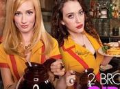 Broke Girls deux filles fauchées vont serrer coudes